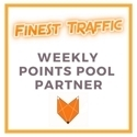 Finest Traffic weekly points pool Partner